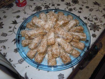 Biscuits noix de coco – noisettes - Galbani