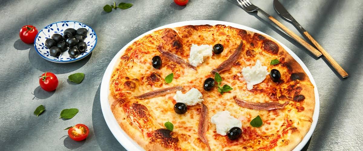 Comment Cuire Une Pizza Au Feu De Bois ? - Galbani