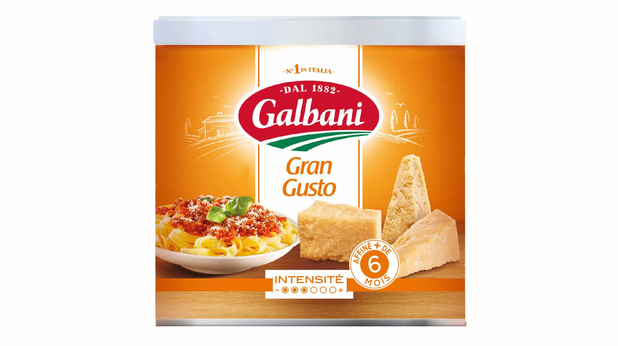 Gran Gusto 150g - Nos Fromages À L'italienne