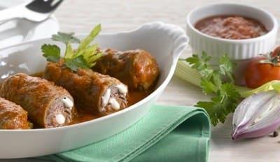 Roulades de Boeuf en Sauce - Galbani