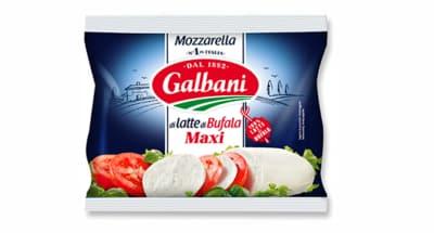 Mozzarella di latte di Bufala 200g Galbani - Galbani