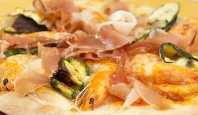 Pizza Terre et Mer - Galbani