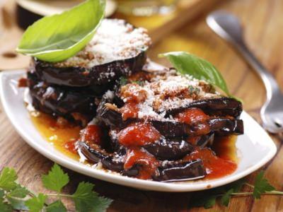Aubergines Gourmandes - Galbani