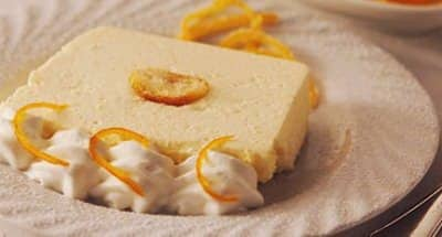 Biscuit Glacé au Grand Marnier - Galbani