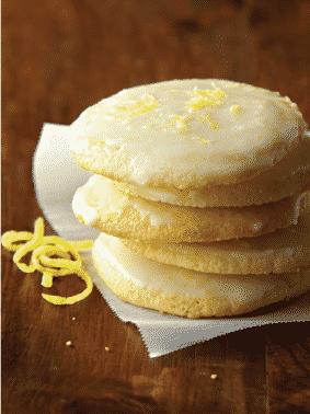 Biscuits à la Ricotta et au citron - Galbani