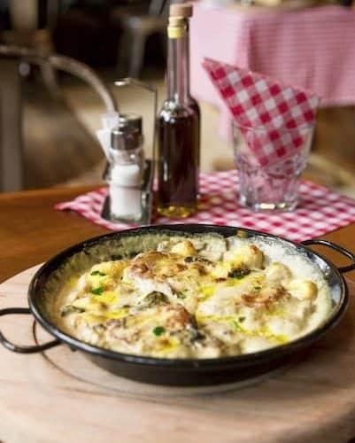 Boulettes de pommes de terre, ricotta et cèpes - Galbani