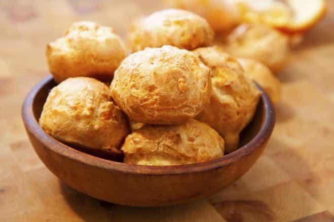 Boulettes soufflées au fromage - Galbani