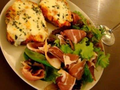 Bruschetta à l'italienne - Galbani