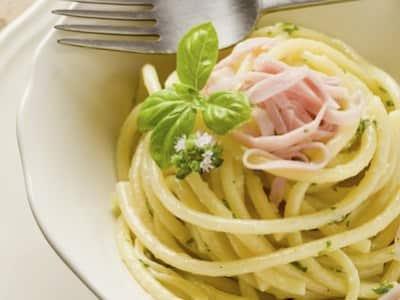 Bucatini à la mozzarella - Galbani