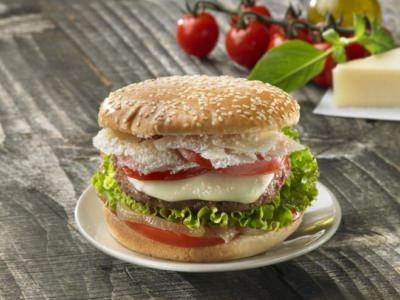 Burger au Parmesan - Galbani