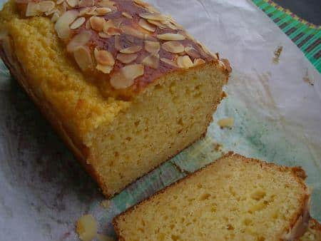 Cake ricotta citron - Galbani