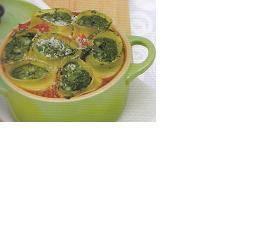 Cannelloni aux Épinards et à la Ricotta dans une Tasse - Galbani