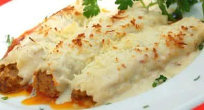 Cannelloni à la Mozza et Ricotta - Galbani