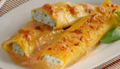 Cannelloni à la Ligurienne - Galbani