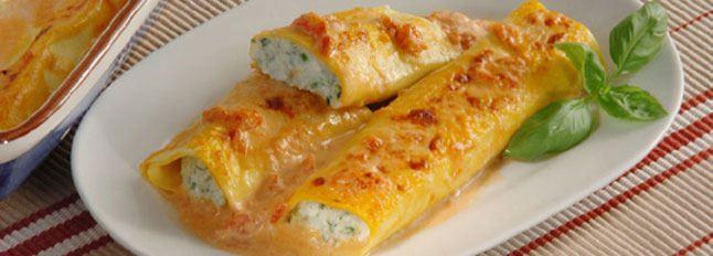 Comment Réaliser Des Cannellonis Végétariens ? - Galbani