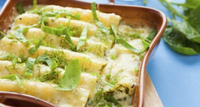 Cannellonis au Fromage et aux Fines Herbes - Galbani