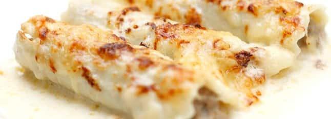 Cannoncini à la crème de fromage - Galbani