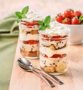 Top 5 Des Meilleurs Desserts Italiens - Galbani