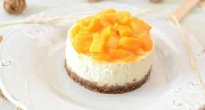 Cheesecake à la Mangue - Galbani