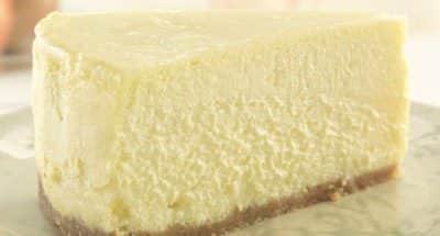 Cheesecake Onctueux à la Ricotta - Galbani