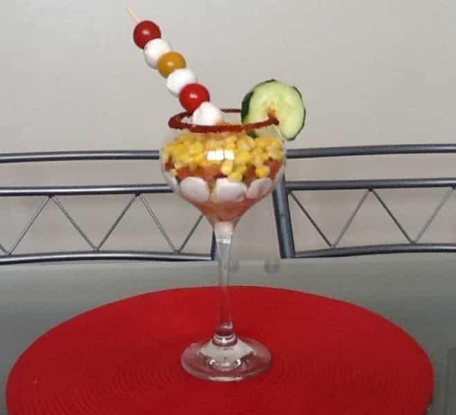 Cocktail fraîcheur - Galbani