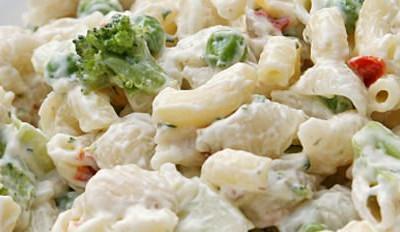 Conchiglies aux légumes - Galbani