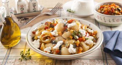 Conchiglioni à la bolognaise à la végétarienne - Galbani