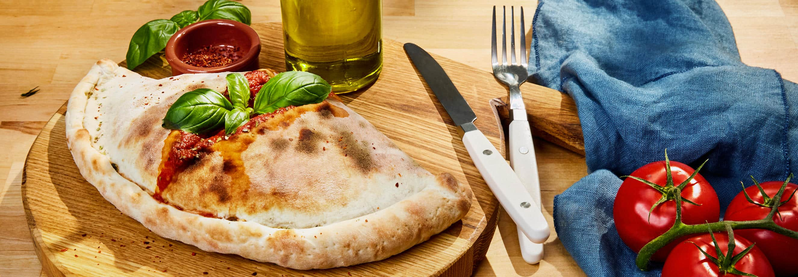 Comment Réussir Sa Pizza Calzone ? - Galbani