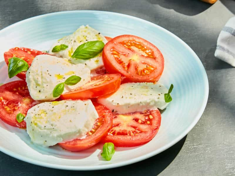 Salade Caprese Colorée - Galbani