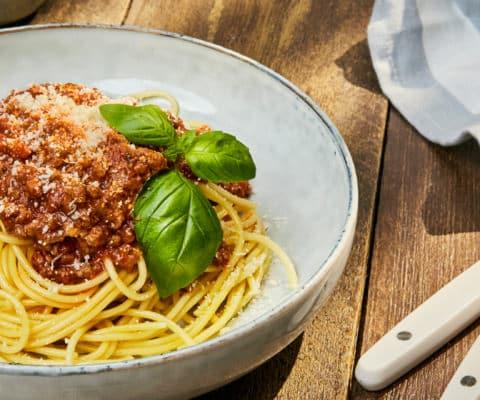 Les Véritables Spaghetti à la Bolognaise - Galbani