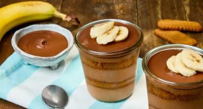 Tiramisu spéculoos Nutella banane - Galbani