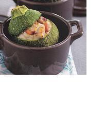 mini cocottes de courgettes à la ricotta - Galbani