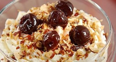 Crème en coupe «Géraldine» - Galbani