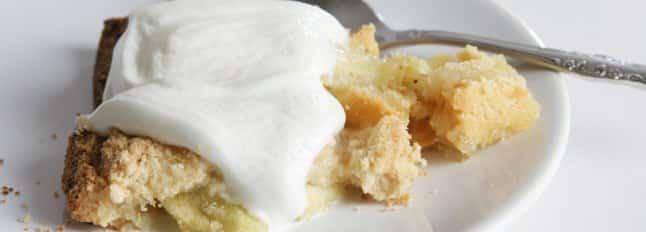Crème à la noix de muscade - Galbani