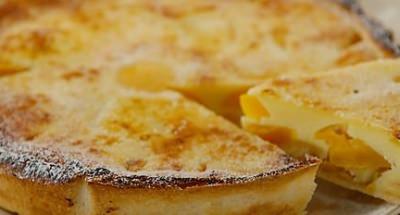 Tarte aux Abricots Valaisanne - Galbani