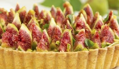 Crostata figues et mascarpone - Galbani