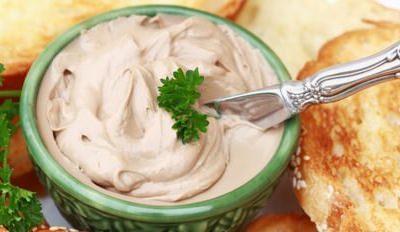 Croûtons de Mozzarella et anchois - Galbani