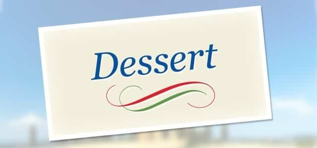 Crostata à la crème et aux cerises - Galbani