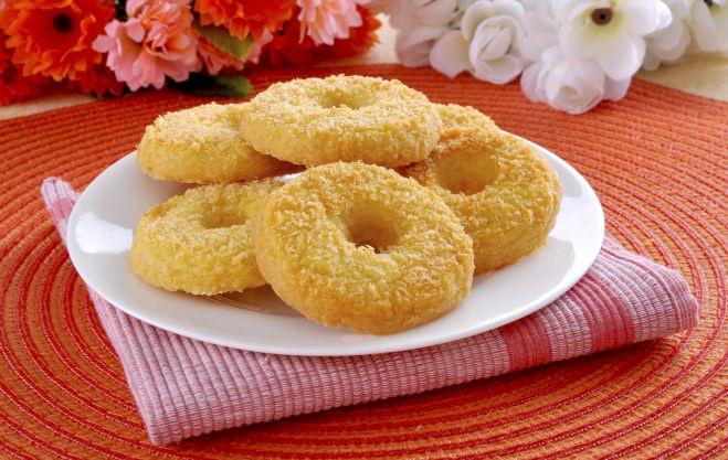 Donut salé - Galbani