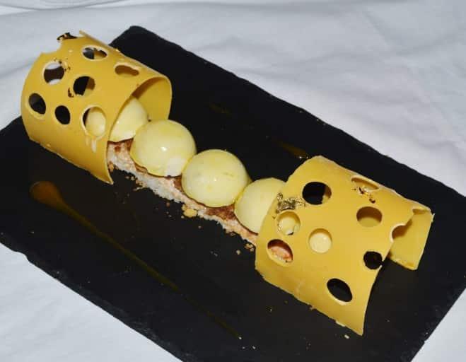 Cheesecake Exotique Déstructuré - Galbani