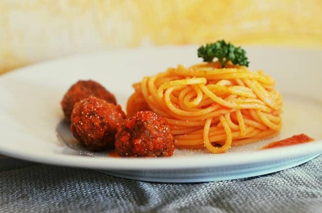 Spaghetti aux Polpinette à la ricotta - Galbani