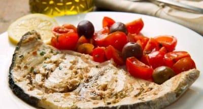 Espadon à la Mozzarella - Galbani