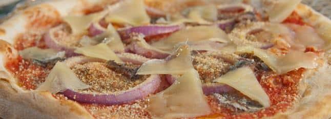 Pizza Anchois et Oignons Rouges - Galbani