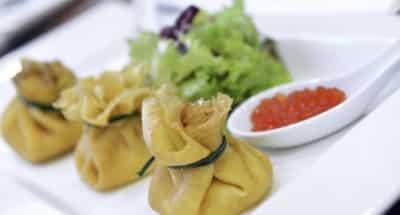 Fagottini de saumon, poireaux et Ricotta - Galbani