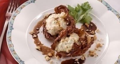 Fagots de chicorée rouge de Chioggia - Galbani
