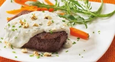 Filet de veau au Gorgonzola - Galbani