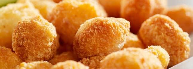 Bouchées de Mozzarella Frites - Galbani