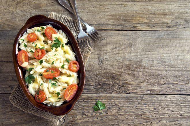 Fusilli ricotta et tomate - Galbani
