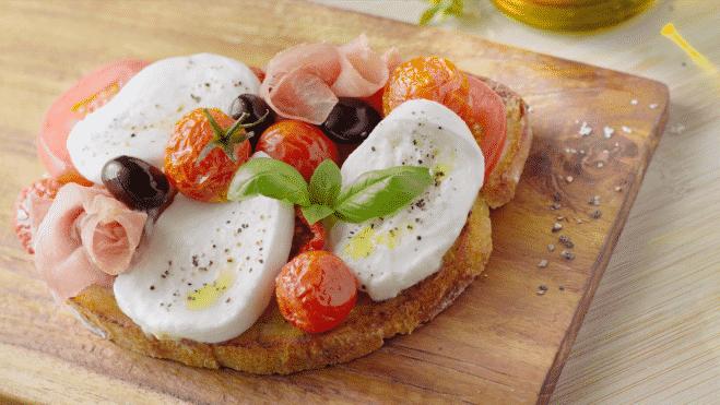 Quels Sont Les Aliments Qui Se Marient Le Mieux Avec La Mozzarella ? - Galbani