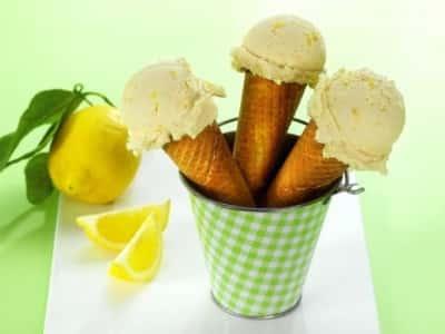 Glace au citron et au mascarpone - Galbani